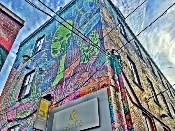 Queen Alley Graffit 2